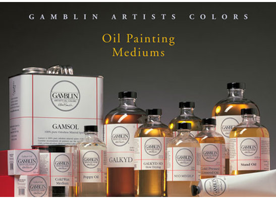 PAINTING MEDIUMS & FINISHES