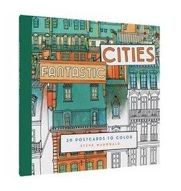 FANTASTIC CITIES POSTCARDS/20
