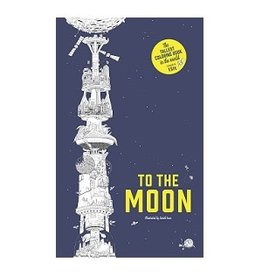 TO THE MOON COLOR BOOK