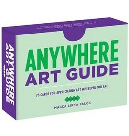 ANYWHERE ART GUIDE CARDS