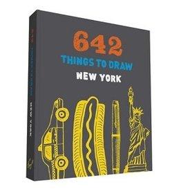 642 THINGS TO DRAW NY