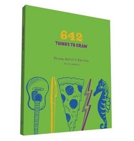 642 THINGS TO DRAW- YOUNG ARTIST