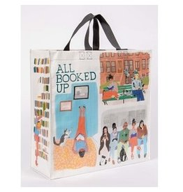 SHOPPER BAG - ALL BOOKED UP