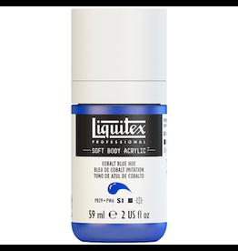 LIQUITEX SOFT BODY 59ml JAR COBALT BLUE HUE