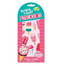 SCRATCH AND SNIFF STICKERS FROZEN TREATS