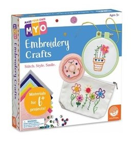 MINDWARE MYO EMBROIDERY CRAFTS