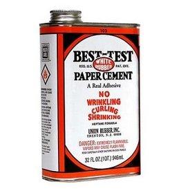 SPEEDBALL BEST-TEST PAPER CEMENT 32oz