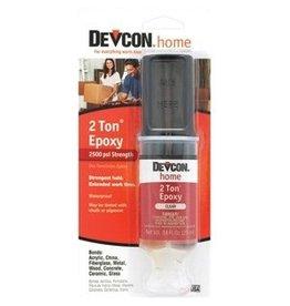 DEVCON CLEAR 2-TON EPOXY
