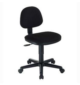 ALVIN BLACK COMFORT ECONOMY OFFICE HEIGHT TASK CHAIR - SPECIAL ORDER AVAILABLE IN 2- 3 DAYS