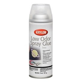 11OZ LOW ODOR SPRAY GLUE