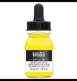 LIQUITEX LIQUITEX INK 30ml CADMIUM YELLOW LIGHT HUE