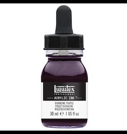LIQUITEX LIQUITEX INK 30ml DIOXAZINE PURPLE