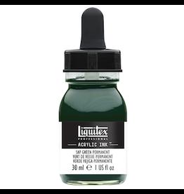 LIQUITEX LIQUITEX INK 30ml SAP GREEN PERMANENT