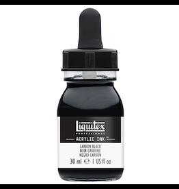 LIQUITEX LIQUITEX INK 30ml CARBON BLACK