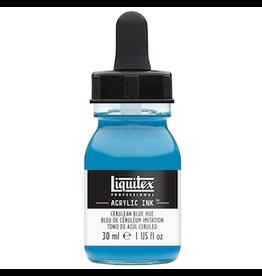 LIQUITEX LIQUITEX INK 30ml CERULEAN BLUE HUE