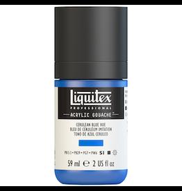 LIQUITEX LIQUITEX ACRYLIC GOUACHE 59ml JAR CERULEAN BLUE HUE
