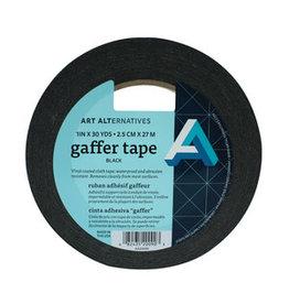 """GAFFER TAPE 1"""" BLACK"""