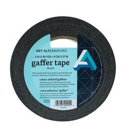 """GAFFER TAPE 2"""" BLACK"""