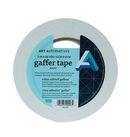 """GAFFER TAPE 2"""" WHITE"""