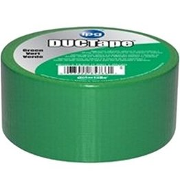 IPG DUCT TAPE 2X20YD GRN