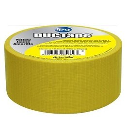 IPG DUCT TAPE 2X20YD YELLOW