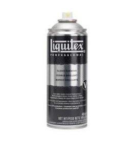 LIQUITEX LIQUITEX SPRAY GLOSS VARNISH 400ml