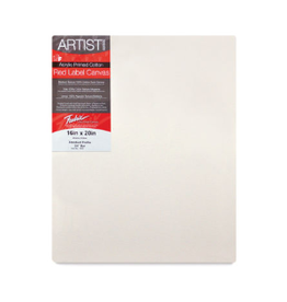 TARA FREDRIX FREDRIX ARTIST SERIES RED LABEL STRETCHED CANVAS 10X20