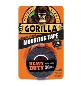 GORILLA GLUE GORILLA HEAVY DUTY MOUNTNG TAPE BLK 5