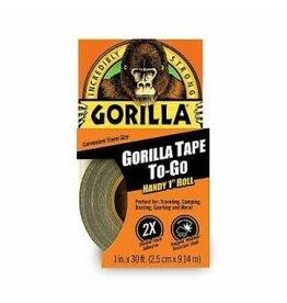 GORILLA GLUE GORILLA TAPE TO GO 1''X30