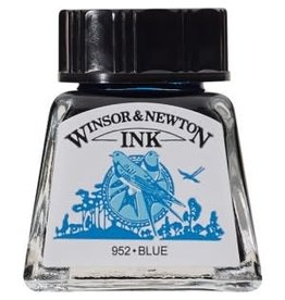WINSOR & NEWTON DRAWING INK 14ml BLUE