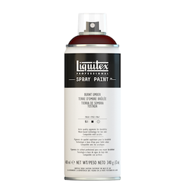 LIQUITEX LIQUITEX SPRAY PAINT BURNT UMBER