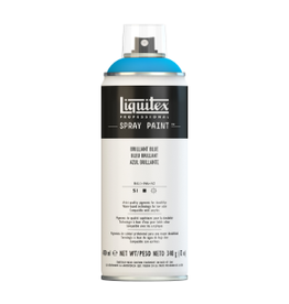 LIQUITEX LIQUITEX SPRAY PAINT BRILLIANT BLUE