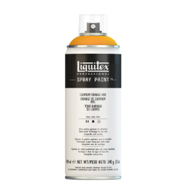 LIQUITEX LIQUITEX SPRAY PAINT CADMIUM ORANGE HUE