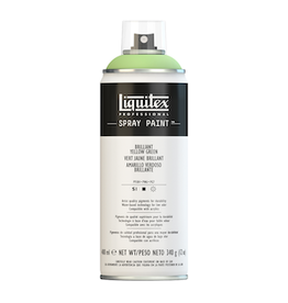 LIQUITEX LIQUITEX SPRAY PAINT BRILLIANT YELLOW GREEN