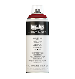 LIQUITEX LIQUITEX SPRAY PAINT CADMIUM RED LIGHT HUE 2