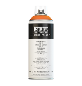 LIQUITEX LIQUITEX SPRAY PAINT CADMIUM ORANGE HUE 2