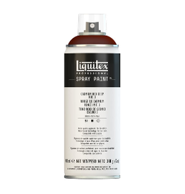 LIQUITEX LIQUITEX SPRAY PAINT CADMIUM RED DEEP HUE 3
