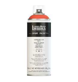LIQUITEX LIQUITEX SPRAY PAINT CADMIUM RED LIGHT HUE 5