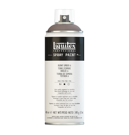 LIQUITEX LIQUITEX SPRAY PAINT BURNT UMBER 6