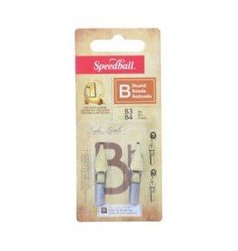 SPEEDBALL B3/B4 PEN NIB