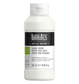 LIQUITEX LIQUITEX GLAZING MEDIUM 8oz