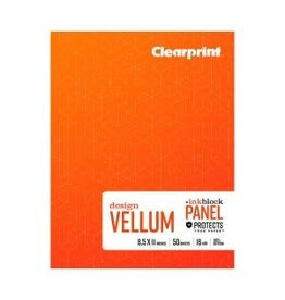 CLEARPRINT CLEARPRINT FIELD BOOK PLAIN 8.5X11