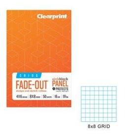 CLEARPRINT CLEARPRINT FIELD BOOK GRID 4X6