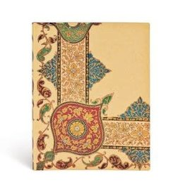 FLEX VISIONS OF PAISLEY IVORY ULTRA LINED JOURNAL