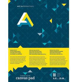 CANVAS PAD 9X12