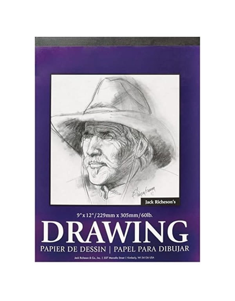 RICHESON DRAWING PAD 18X24