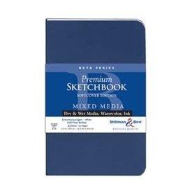 STILLMAN & BIRN BETA SKETCHBOOK SOFTCOVER 5.5X8.5
