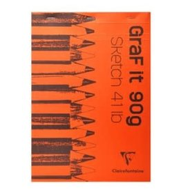 CLAIR FONTAINE GRAF IT SCKETCH PAD 8X12