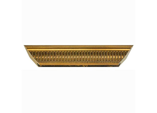 FLUTED GOLD