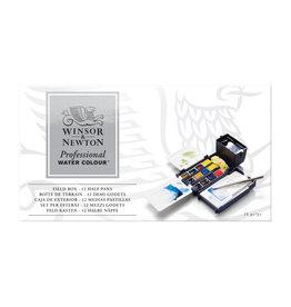 WINSOR & NEWTON ARTIST WATERCOLOR FIELD BOX SET